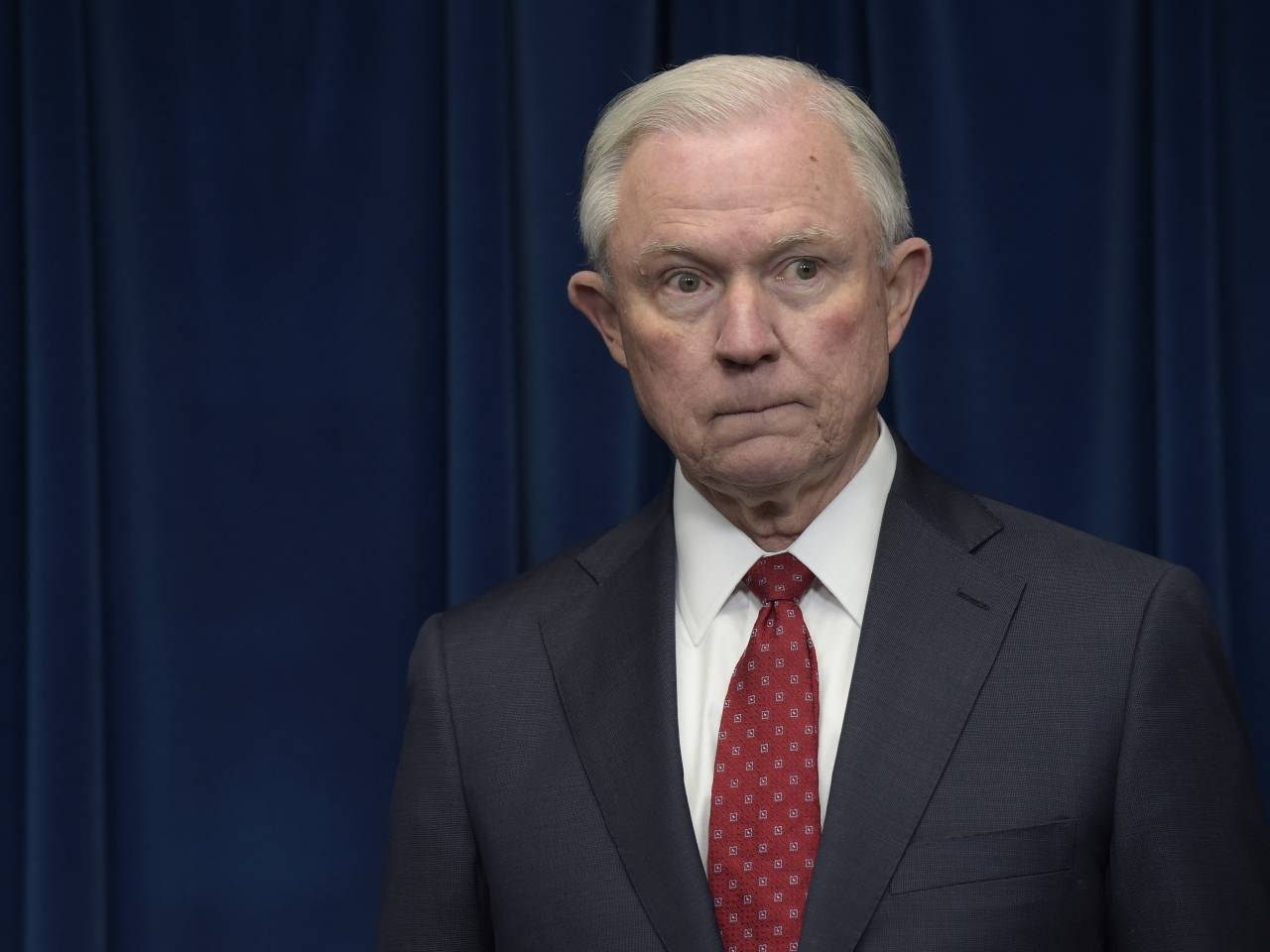 US Attorney General to face Russia questions
