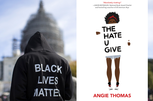 The Hate U Give Angie Thomas Sensational Debut Novel Should Be