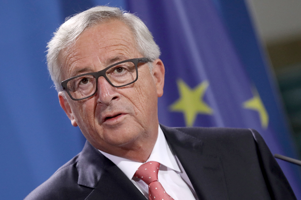 After Trump praises Brexit, EU chief threatens to support states seceding from U.S.