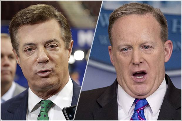 Spicer Manafort Played Limited Role In Campaign Former Campaign Manager Paul Manafort Played A Very Limited Role