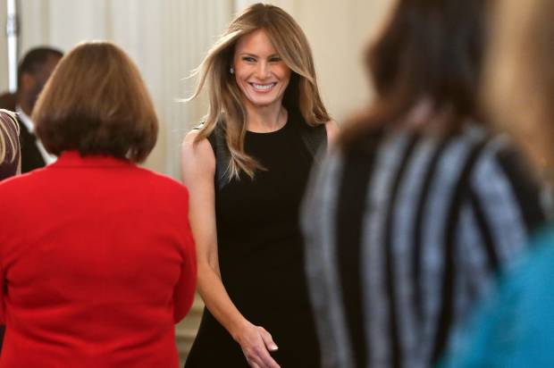 """""""Now let US pray"""": Converting Melania to Mother Mary of ..."""