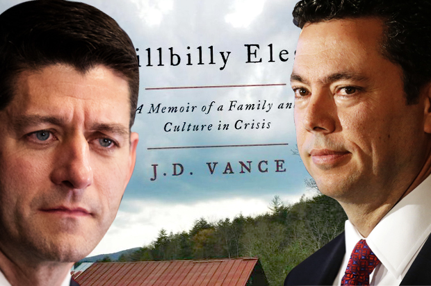 Hillbilly Elegy by J. D. Vance 1st printing of 1st edn in dj a Pristine copy.