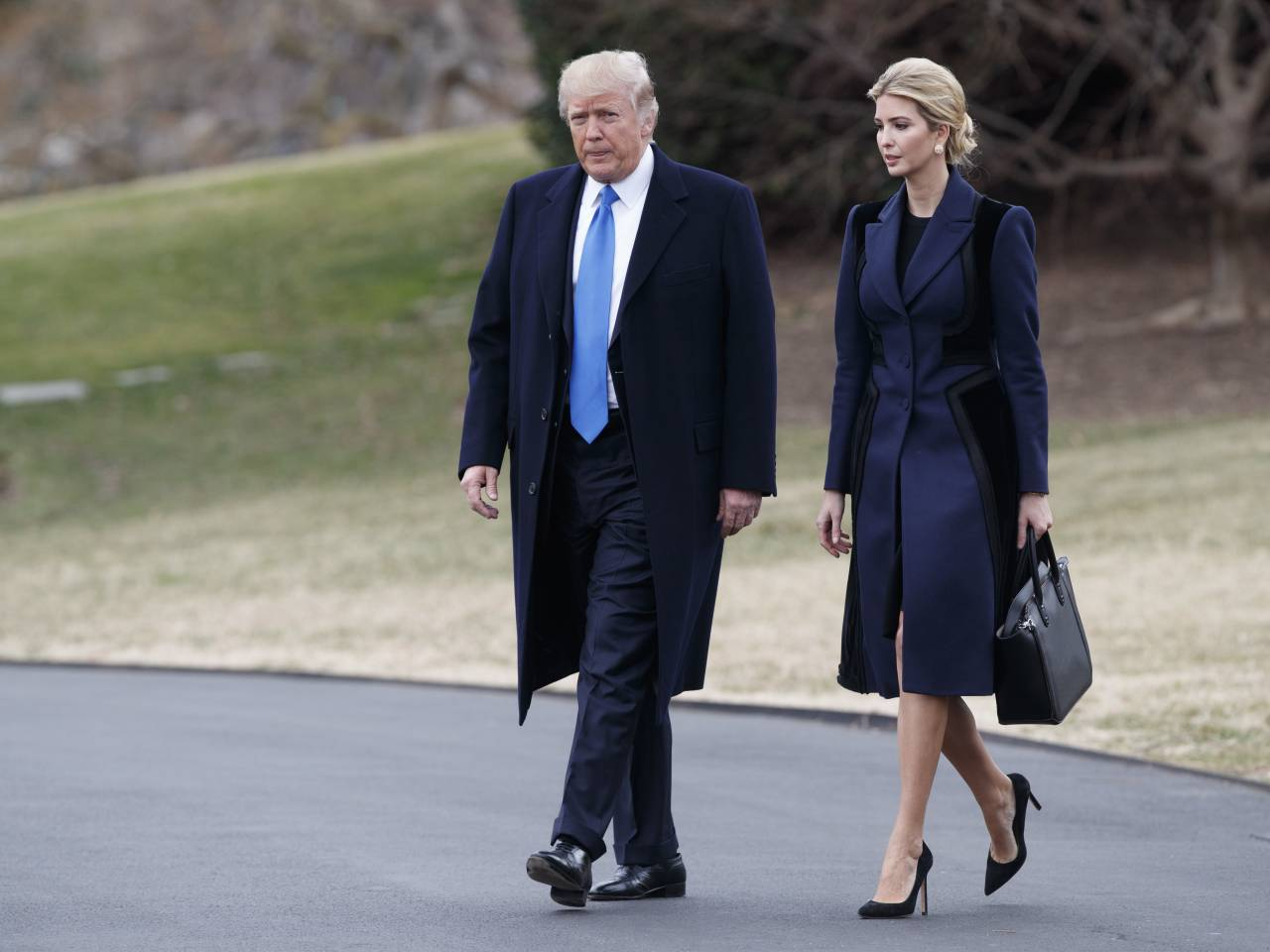 Ivanka at the White House: Ivanka Trump has been granted a ...