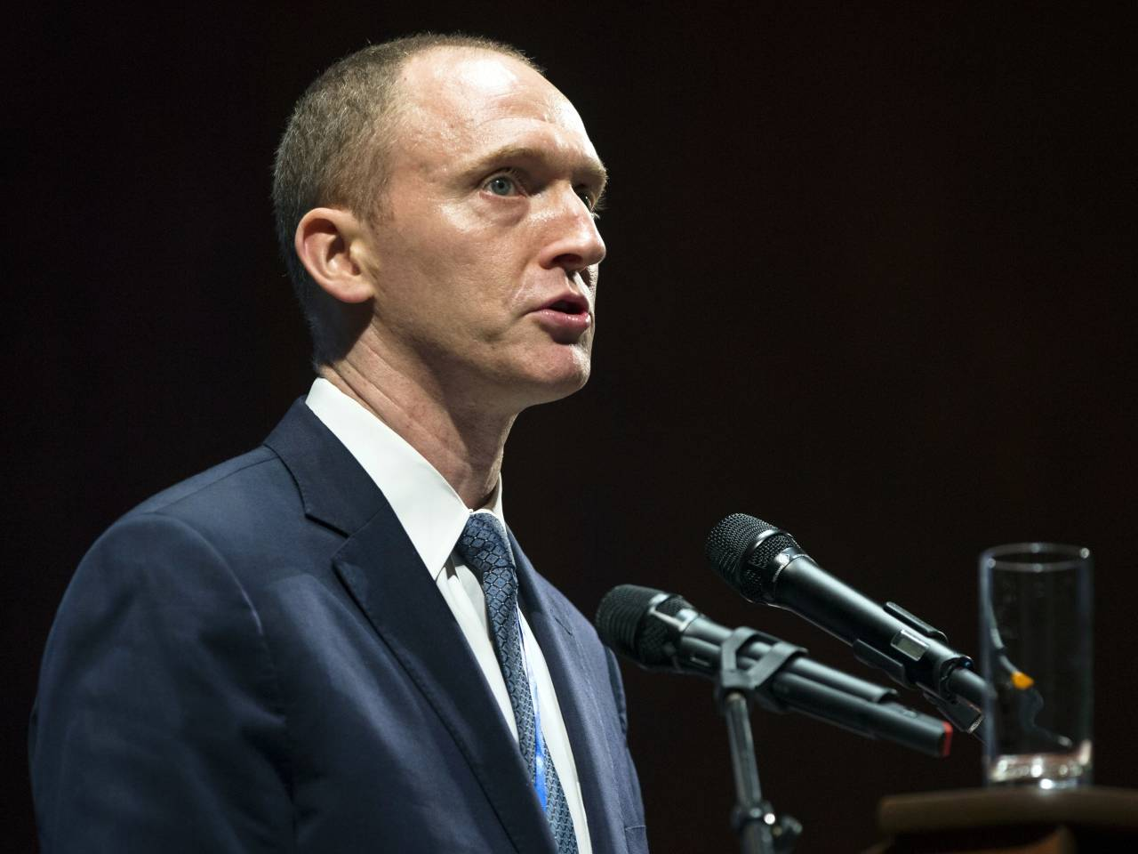 Carter Page Claims 'Horrendous Civil Rights' Violations Led to Surveillance