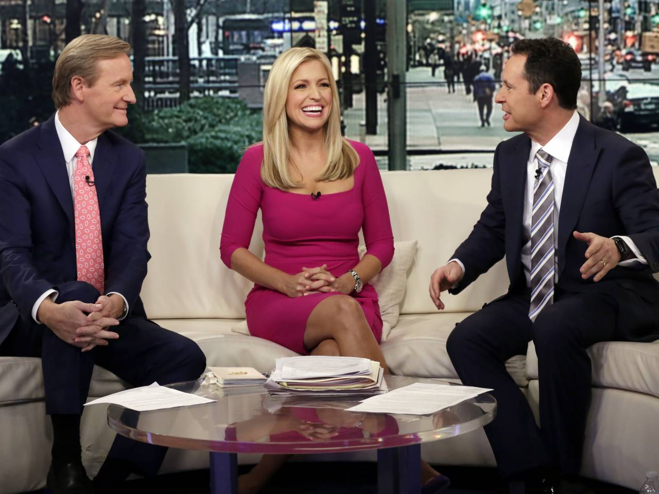 Ivanka Trump Tells 'Fox & Friends': 'I Try to Stay Out of Politics'