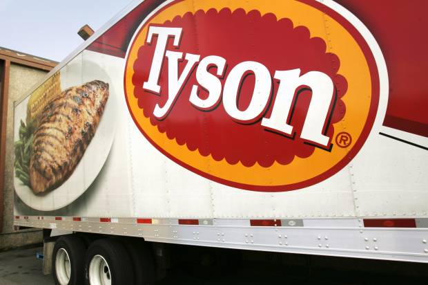 Tyson Foods-Bird Flu