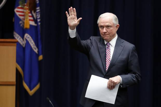 Jeff Sessions' expanded civil asset forfeiture policy is even being blasted by conservatives