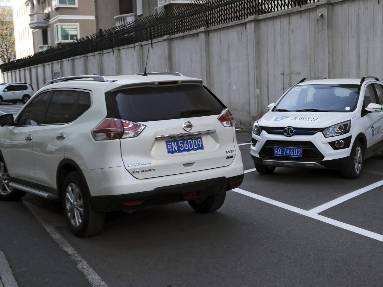 China Says Only Electric Cars Will Be On The Road In Salon Com