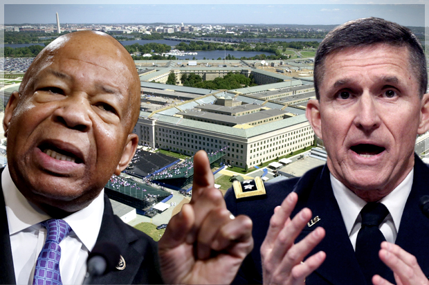 Flynn rejects Trump-Russia probe subpoena; Dems say he lied