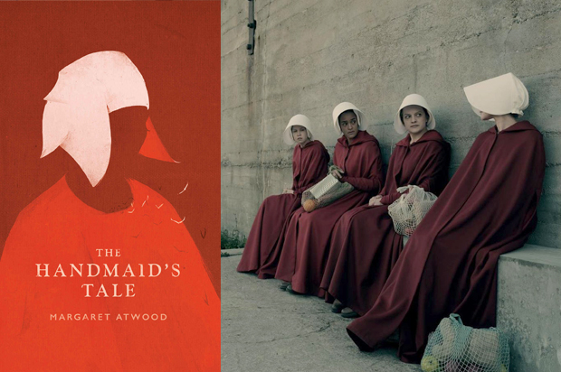"the handmaids tale of food as a In 'a woman's place', the sixth episode of the handmaid's tale, commander fred waterford proudly boasts to mexican trade delegates about the republic of gilead's new method of food production ""we've transitioned to a completely organic model,"" he tells them as the marthas ferry in."