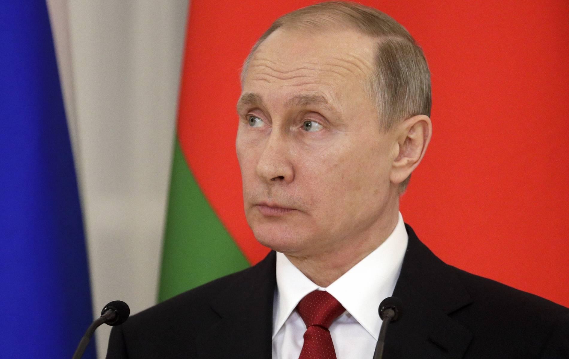 Putin the men