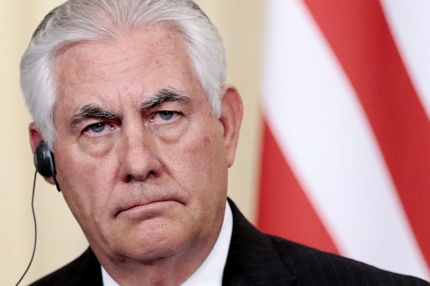 Rex Tillerson's parting words: Russia did it