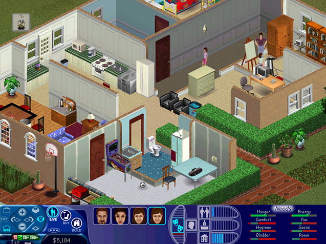 SimsCopy