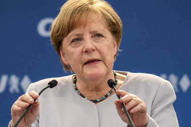 After Trumps disastrous vacation, Angela Merkel warns: The world has no leader