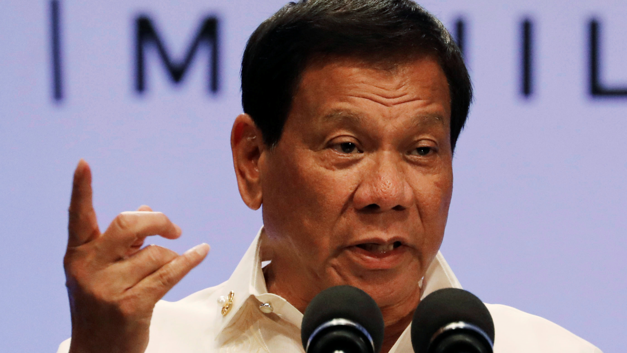 President Trump Has Invited Philippines' President Duterte To The White House