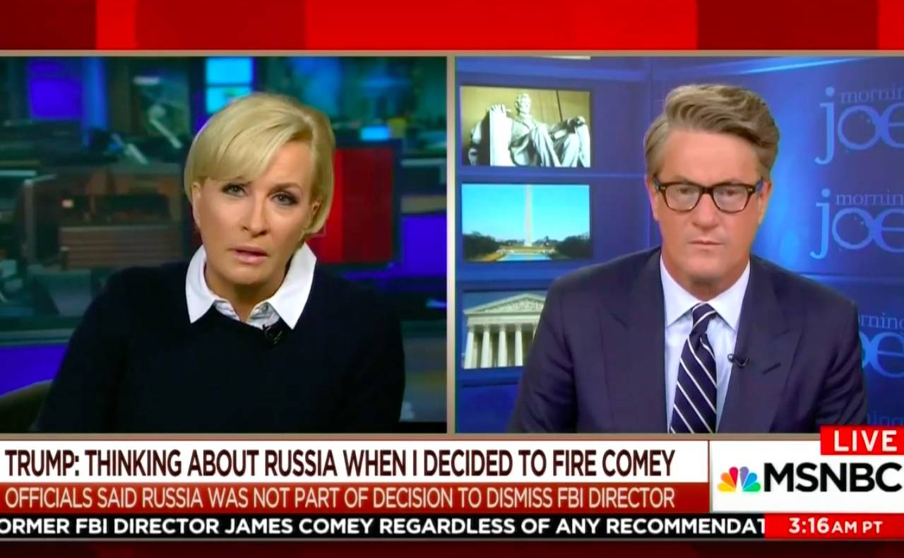 'Politics Porn' Mika Brzezinski Slams CNN For 'Disgusting' Kellyanne Conway Interviews