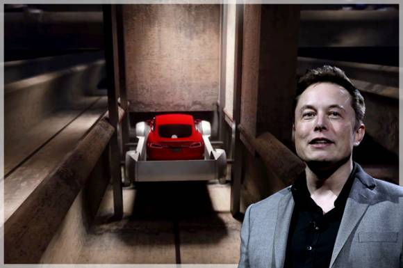 """Fewer Roads Less Traffic >> Elon Musk's tunnel vision: Why his """"Boring Company"""" underground traffic solution is a bad idea ..."""