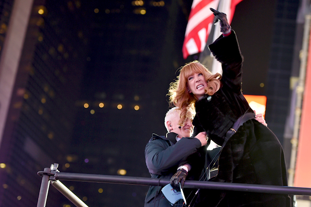 CNN cuts ties with Kathy Griffin after gruesome President Trump photo