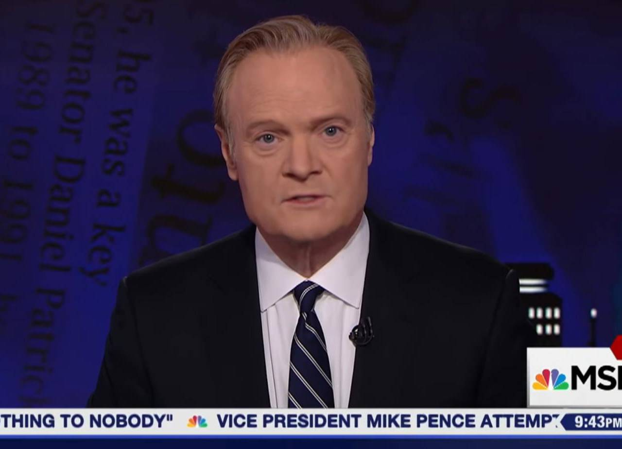 MSNBC host Lawrence O'Donnell has one of the highest-rated shows on ...