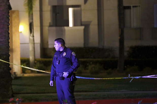 8 injured, gunman dead in San Diego shooting