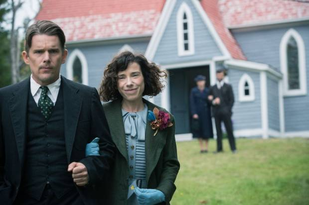 "Sally Hawkins: ""People want to see strong women"""