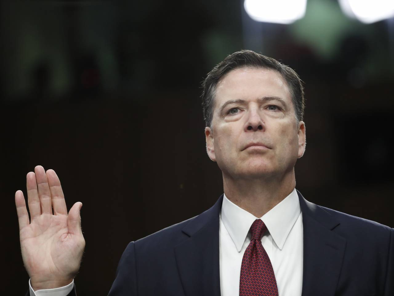 Comey boosted case for obstruction charges against Trump