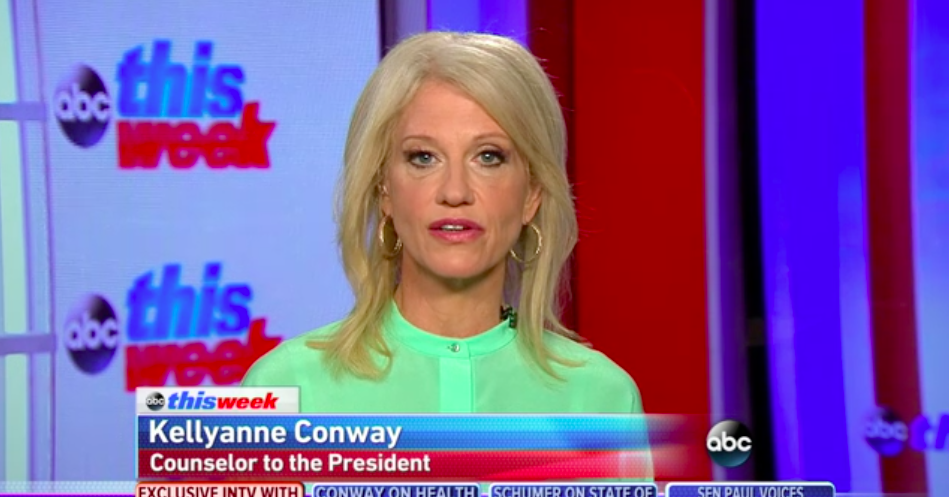 Kellyanne Conway: People Who Lose Medicaid Coverage Can Get a Job
