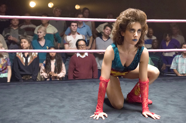 'GLOW' casts 'Orange'-ish light on female wrestling