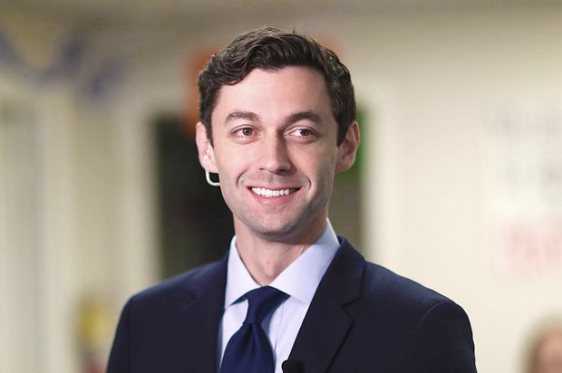 Jon Ossoff turns tables on Fox News reporter