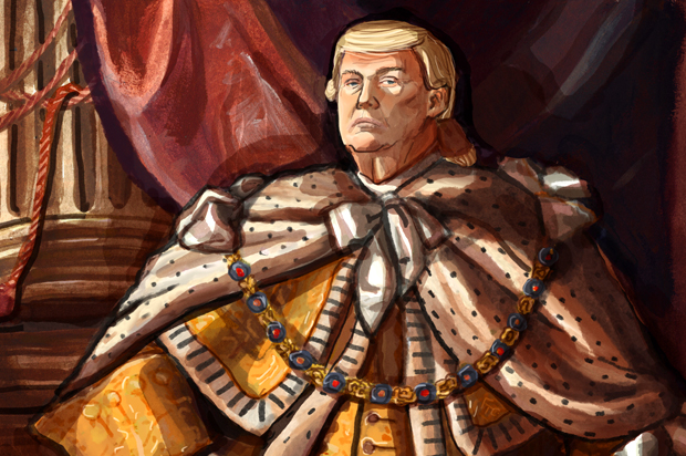 America's last king: The unsettling parallels between King George III and Donald Trump