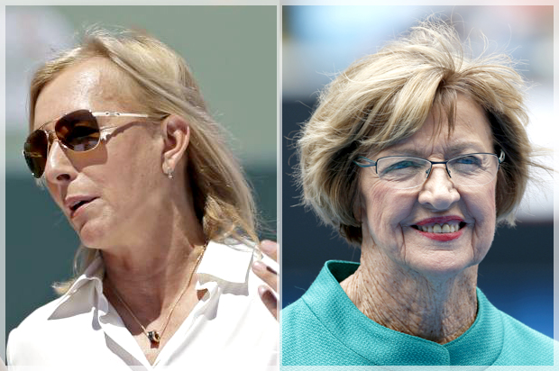 Martina Navratilova slams Margaret Court, calls her a 'racist' and 'homophobe'