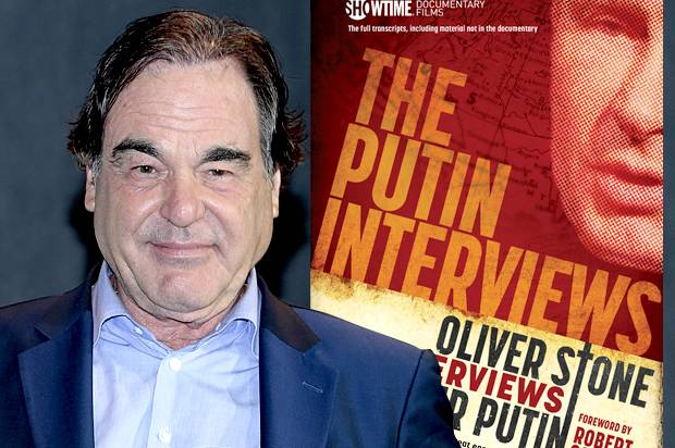 """The Putin Interviews"" by Oliver Stone"