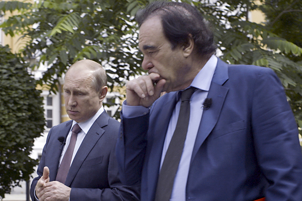 Oliver Stone: Megyn Kelly didn't know her stuff with Putin