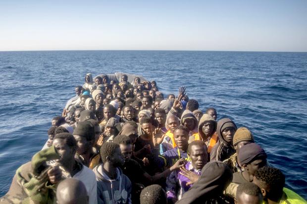 Odhalen plán nahrazení evropského obyvatelstva migranty