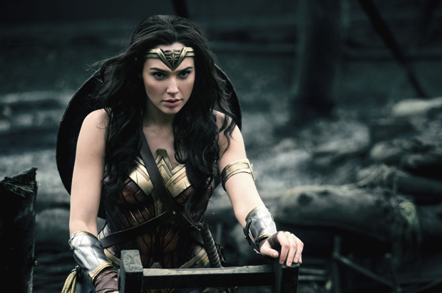 Wonder Woman flies to over $100 million opening weekend