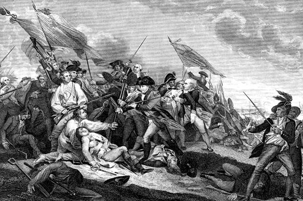 revolutionary war and the birth of It's july fourth weekend — a time that many americans dedicate to celebrating democracy and the birth of the united states but more than two centuries ago, when the revolutionary war ended with.