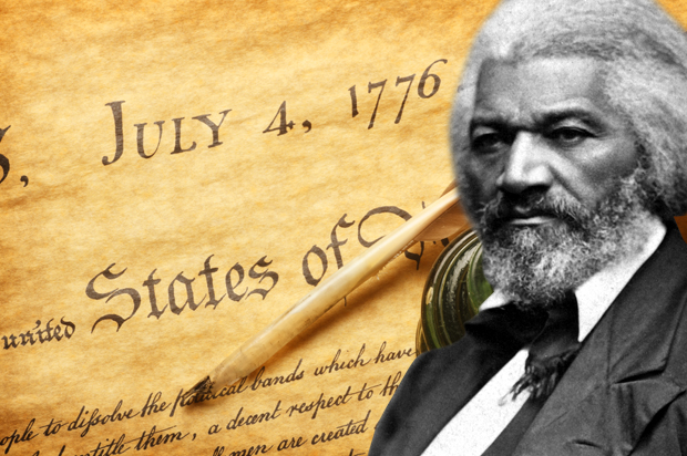 """frederick douglass """"what to the slave Narrative of the life of frederick douglass, an american slave w ritten by himself boston published at the anti-slavery office, no 25 cornhill."""