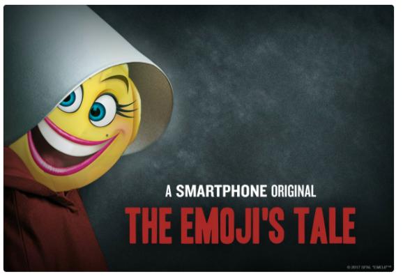 Twitter Slams The Emoji Movie For 'Tasteless' Post Spoofing The Handmaid's Tale