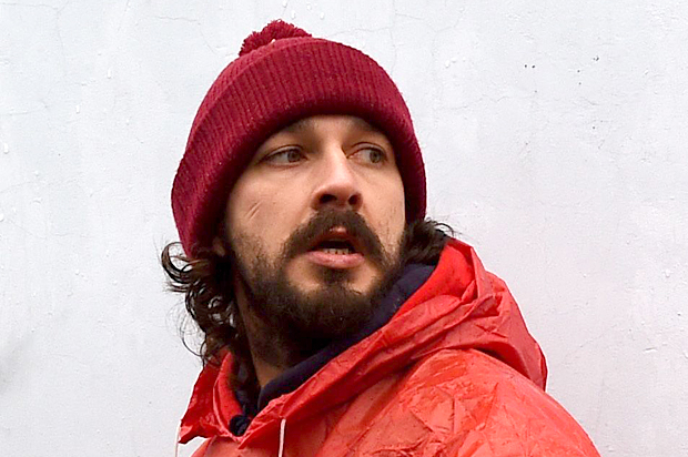 It's good that Shia LaBeouf is seeking help, but he's ...