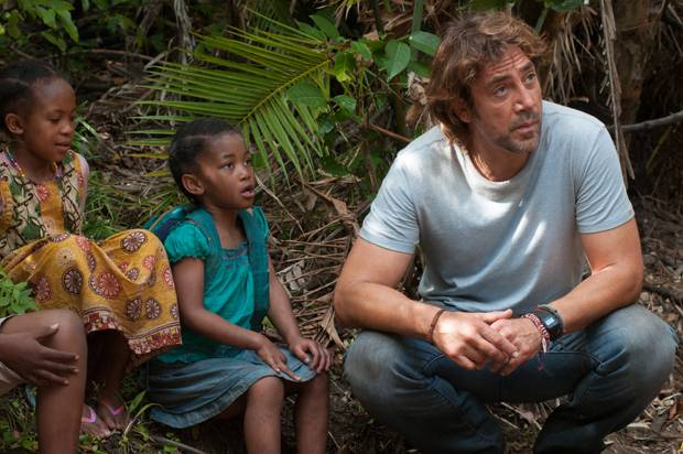 """Javier Bardem as Miguel Leon in """"The Last Face"""""""