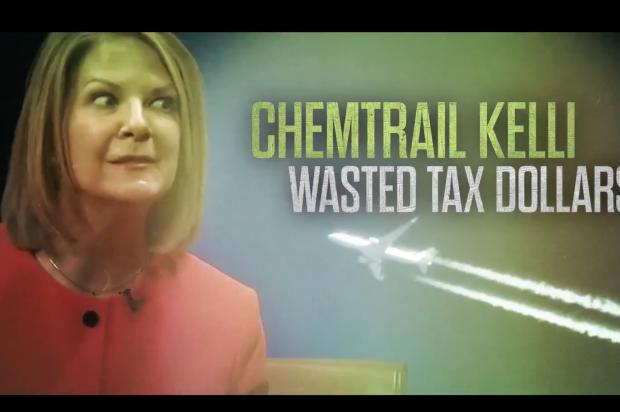 Chemtrail Kelli Ward