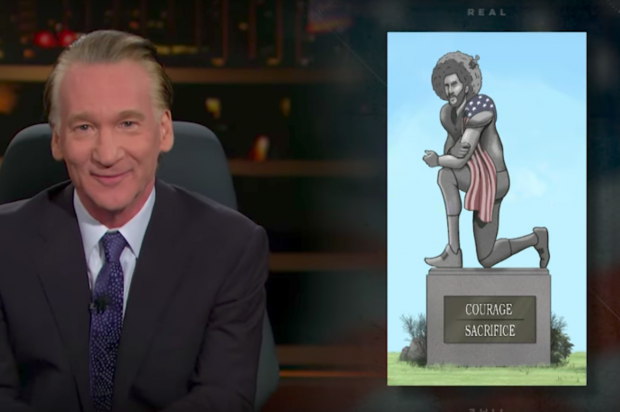 Bill Maher brilliantly trolls Confederate statue supporters with a list of liberal replacements
