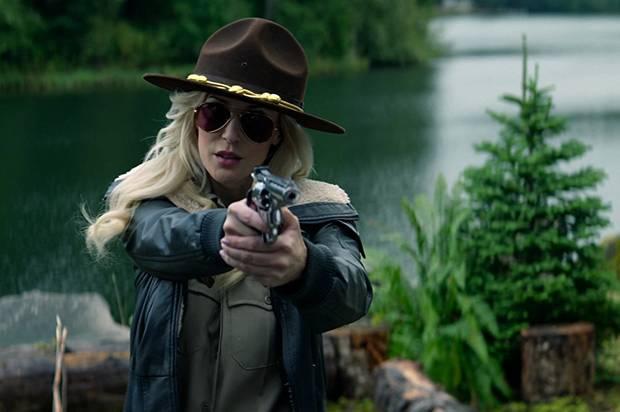 Louise Linton as Deputy Winston in