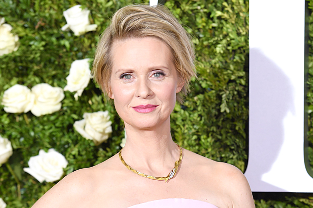 Is Cynthia Nixon bringing 'Sex and the City' to the state house?