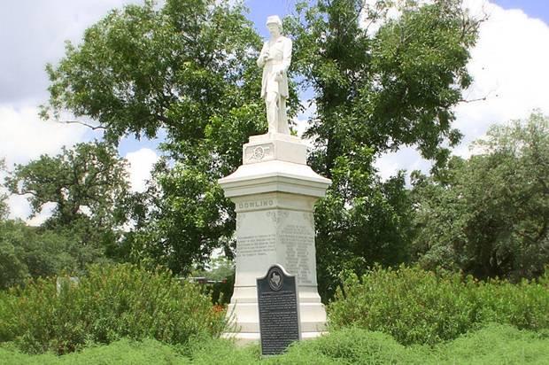 Richard Dowling Statue