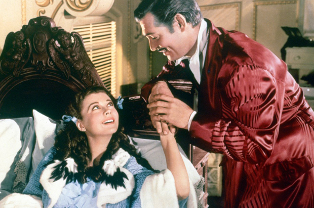 'Gone With the Wind' blown from Memphis, Tn. summer screening