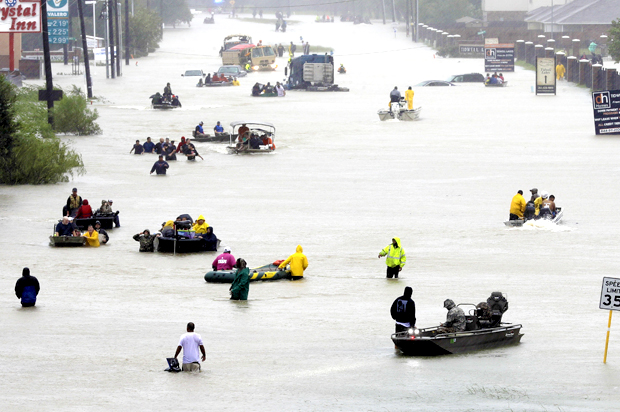Barely anyone used text-to-911 during Hurricane Harvey