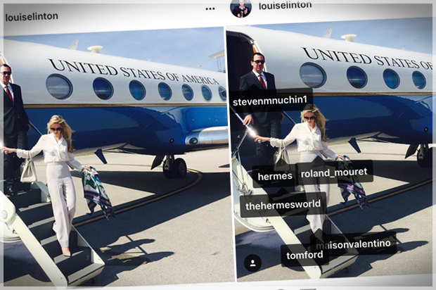 Target of Louise Linton's 'adorably out of touch' rant hits back
