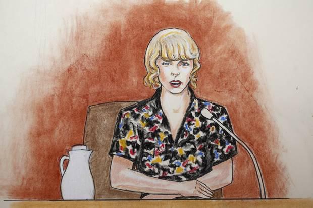 Taylor Swift Radio Host Trial