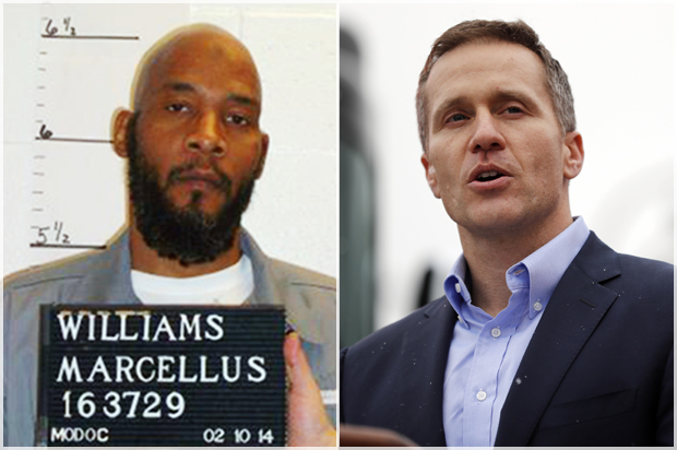 Gov. Greitens shows courage in decision to stay execution of Marcellus Williams